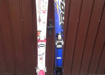 Narty carvingowe 65-180 cm, Buty narciarskie, snowboard, des