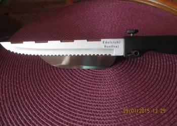 nóż Edelstahl Rostfrei