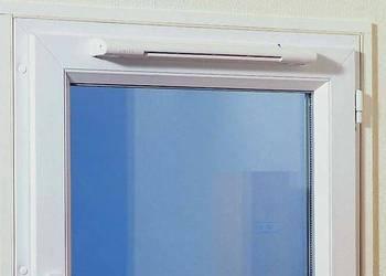 montaż nawiewników okiennych