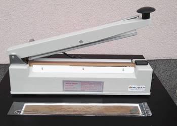 300 x 2 Z NOŻEM zgrzewarka ręczna stołowa do folii PFS300