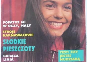 DZIEWCZYNA 1993 NR 1 STYCZEŃ + MERCURIO PAUL JANET JACKSON