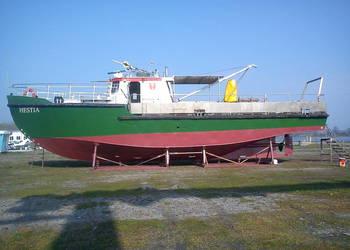 Jacht komercyjny , Kuter, Łódź robocza