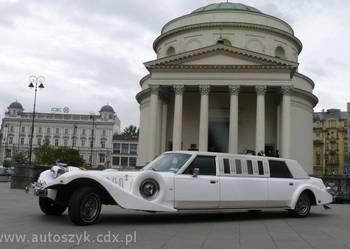 Limuzyny ślubne,linco excalibur,chrysler ,auta do ślubu