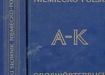 Wielki słownik niemiecko polski T.1-2