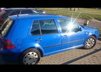 VW golf 4 2.0 LPG