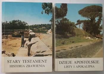 DZIEJE APOSTOLSKIE STARY TESTAMENT