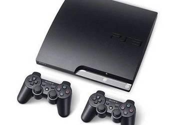 Konsola SONY PS3 Slim 250GB + GRA + 2 pady. OKAZJA!