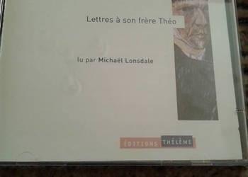 "Vincent Van Gogh ""Lettres a son frere Theo"" + Gratis"