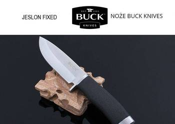 Duży Nóż BUCK Jeslon Fixed Camping TACTICAL