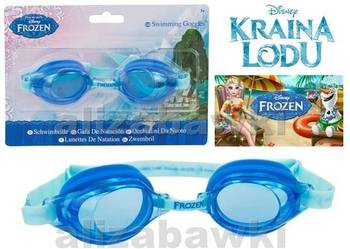 FROZEN Kraina Lodu Okulary Pływania Nurkowania Disney