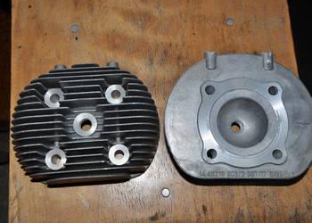 Głowica cylindra Trabant komplet -2szt