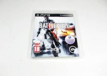 GRA NA PS3 BATTLEFIELD 4 STAN IDEALNY