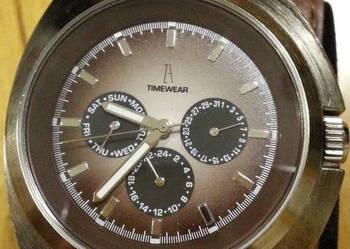 ZARA - oryginalny zegarek quartz .