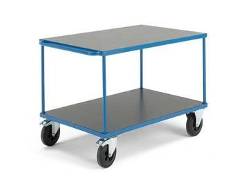 Wózek regał stół na kołach PRODUCENT