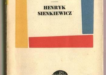 HENRYK SIENKIEWICZ - ALINA NOFER