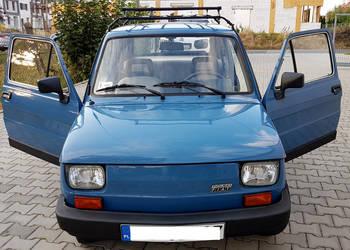 Fiat 126p stan wzorowy