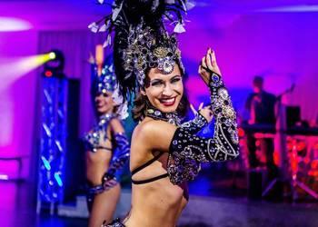 Pokazy samby brazylijskiej 100% Samba Show