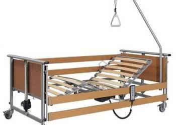 Łóżko elektryczne rehabilitacyjne ELBUR 4 funkcje 110zł