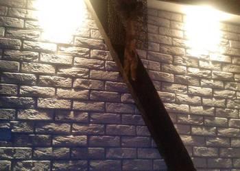 płytki gipsowe biała cegła gipsowa kamien dekoracyjny