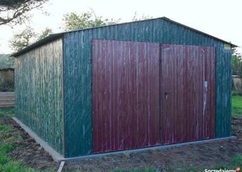 Garaż blaszany / garaże / garaz / wiata / hala /  blaszaki