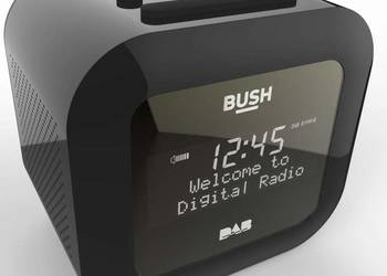 Radiobudzik firmy Bush DAB Clock Radio