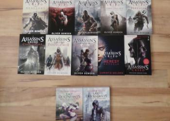 assassins creed książki seria