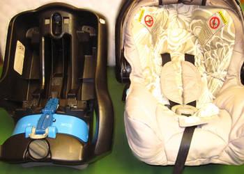 Fotelik samochodowy Teutonia 0-13 kg +baza