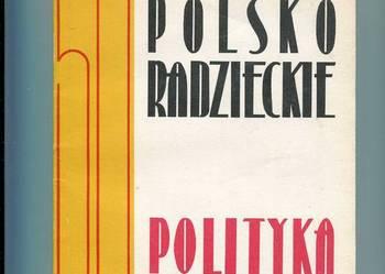 50 lat ZSRR Stosunki polsko-radzieckie polityka ideologia