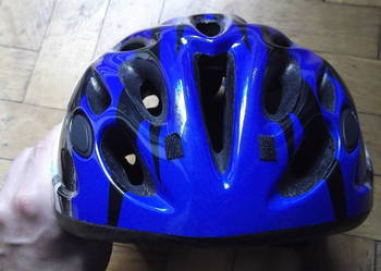 Kask rowerowy Ventura z regulacją Rozmiar: 54 - 61 cm