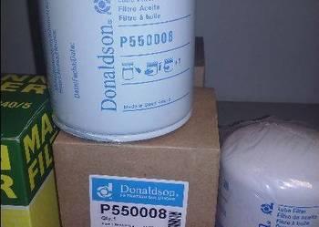 Filtr oleju P550008 zam. LF701