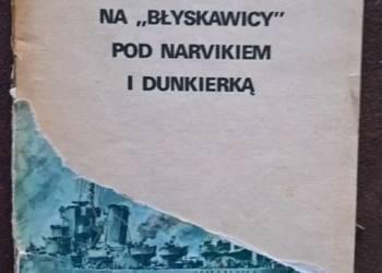 Na Błyskawicy pod Narvikiem i Dunkierką  W.Kon