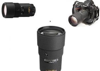 Nikon AF NIKKOR 180mm f/2.8D IF-ED, Gwarancja 24m