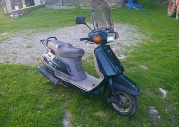 Yamaha beluga xc125 4t