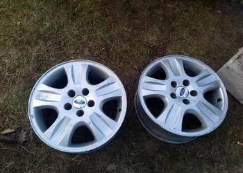 felgi aluminiowe 2 sztuki ford mondeo 15