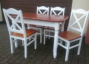 PRODUCENT nowoczesne krzesło prowansalskie krzyż krzyżak