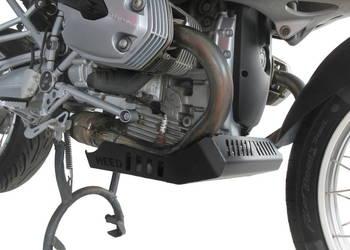 Osłona silnika HEED do BMW R 1200 GS (04-12) stalowa czarna
