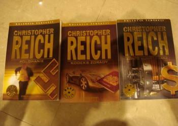 Christopher Reich - trzy książki