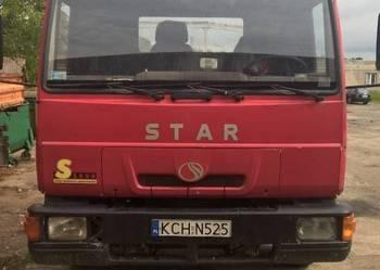 Samochód cieżarowy STAR 12.157 E2 12.0 t hakowiec