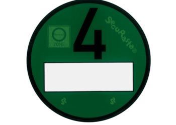 Plakietka ekologicza, Euro 4, Umweltzone