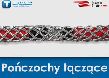 Opończa kablowe, pończochy łączące dwa kable, przewody