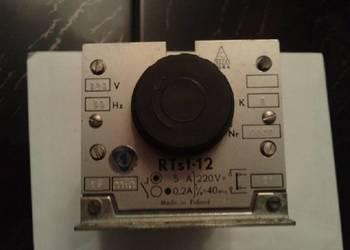 Przekaźniki RTst12 ( bez obudowy )