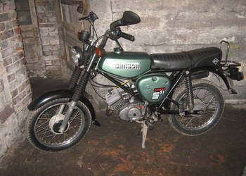 Simson S51 Enduro 1990r