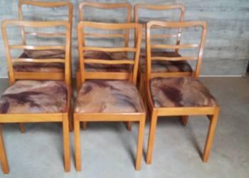 Krzesła art deco