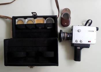 Zabytkowa niemiecka kamera Nizo S8L