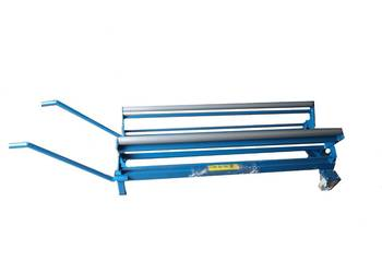 Rozwijak wózek podajnik rolkowy szer 1250 mm 800 kg