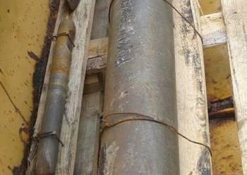 duży Grot do młota hydraulicznego Furukawa dł. 140 cm fi 150