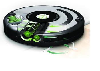 Odkurzacz Roomba 550 Aerovac