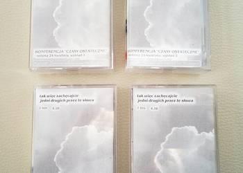 """Konferencja """"czasy ostateczne"""" 2004 KJCh w Radomiu kasety"""