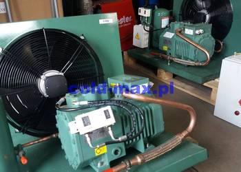 Agregat chłodniczy Używany BITZER agregaty spreżarka