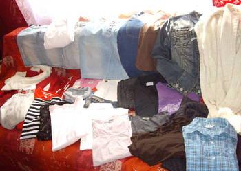 Mega paka paczka ubrań rozm.M / 38, kurtka, bluza, spodnie